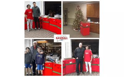 Glastonbury Business & Baseball Communities Team Up to Spread Holiday Joy for CT Children's Hospital